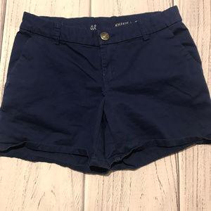 Navy Blue Gap Khakis